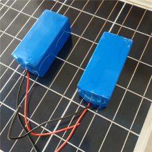 12V太阳能路灯锂电池 价格优惠 新农村路灯用锂电池 英光