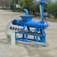 雞糞牛糞脫水機 藥渣淀粉渣干濕分離機 熱銷斜篩式固液分離機