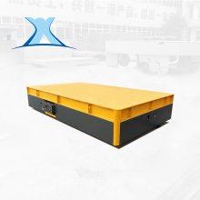 *** 定做平板车轨道车 钢材、重型卷材、钢水钢包运输电动平车