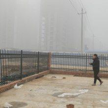 热镀锌钢护栏铁艺栅栏小区厂区庭院围墙隔离栏杆别墅学校防护围栏