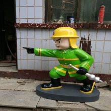 公园雕塑 卡通公仔雕塑批量生产