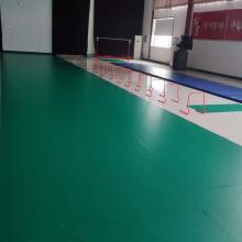 青岛pvc塑胶地板/pvc运动地胶/欧宝瑞PVC塑胶地板现货供应