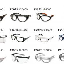 千瓦万瓦激光防护眼镜 OD9+