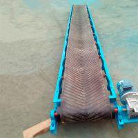 [都用]粮食卸车输送机 定做爬坡输送机 木片装车皮带机