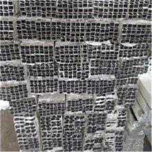 小规格铝方管 6063直角氧化铝方管生产商