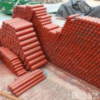 耐腐蚀性高槽型托辊输送机皮带机配件 批量加工