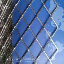 304材质菱形不锈钢网 不锈钢板拉伸扩张网 钢板网不锈钢