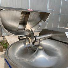 脱水蔬菜斩拌机 生产方便面调料蔬菜包斩拌机 新品促销