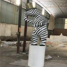 ***玻璃钢景观小品雕塑 广州玻璃钢雕塑定做