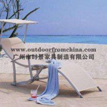 ***款泳池海边沙滩椅