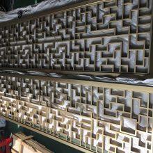 装饰不锈钢花格隔断,订制不锈钢花格厂家
