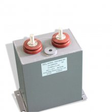 厂家直销充磁机高压油浸电容500UF 2000V-高压脉冲储能电容器