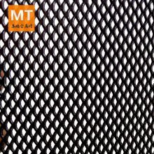 铝板网 展示台装饰 菱形铝网钢板网 天花板吊顶铝板网 幕墙铝板网