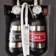 XJZ-4型甲烷传感器校验仪_高低浓度催化传感器校验仪市场价