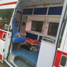 福特V348監護型救護車 救護車廠家