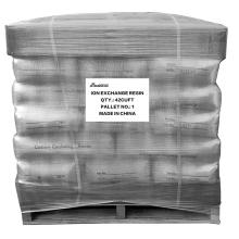 厂家直销LX-111复合功能树脂 低COD工况条件下有机物的去处和脱色