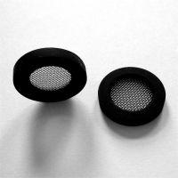 食品级硅胶包边滤网4分平面过滤网垫片304不锈钢滤网80目DN15过滤网片YF19071802