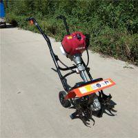 新型自走式四驱旋耕机 多功能7.5马力旋耕机