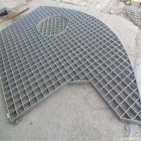 异型钢格板 复合沟盖板 山东钢格板