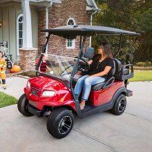 美国 CLUB CAR Onward系列 四座电动会所车 电动代步车