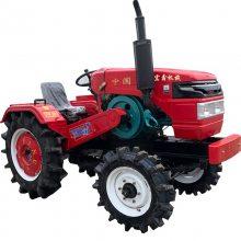 30馬力小型四輪拖拉機 農用四輪四驅拖拉機 單杠四輪拖拉機