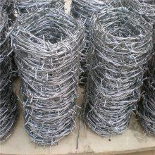 镀锌刺丝网价格 铁刺网生产 安平刺线