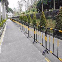 工地临时围栏 三角支架临时围栏 可移动护栏