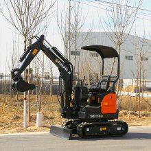 江西赣州超小型挖掘机价格表 小挖机型号价格