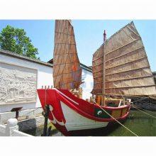 赤峰林西中式特色郑和宝船现货