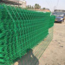 圈地隔离网 花园焊接护栏网 湖北球场施工铁丝网