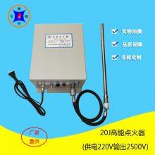 宝威燃控厂家直供锅炉点火器BWFD-20 河南柴油高能点火器 安装可靠