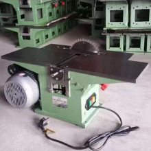 山东威凯木工台刨三合一 多功能木工机械刨床 台式刨床电锯电钻