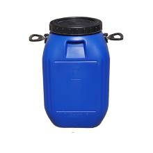 邢台50升乳液包装桶 50L化工塑料桶 蓝色聚乙烯材质