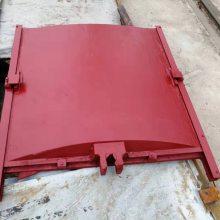0.5*0.5米拱形闸门价格 闸门的安装技巧