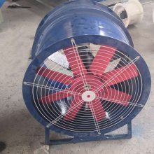 SFG玻璃鋼管道軸流風機圓形排風機FT35-11壁式軸流風機