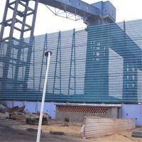 蓝色挡风网 防风抑尘墙 防风抑尘网技术参数