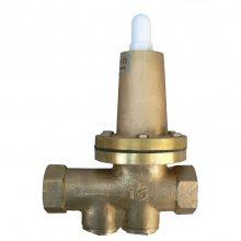 200P水用减压阀 黄铜减压阀使用说明书
