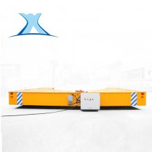 可定制1-300T车间运输桥梁板材拖电缆大型平板运输车厂家_新乡百特