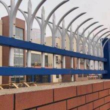 锌钢铁艺护栏围栏网报价 学校锌钢护栏围墙网