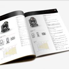 电子电器产品宣传册设计 产品画册设计 企业宣传册设计