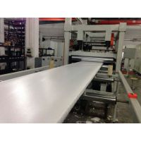 金韦尔机械二氧化碳(CO2)发泡XPS板生产线