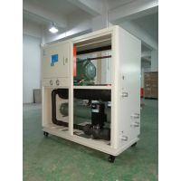 深圳品牌20P电镀工业冷水机-电镀工业冷冻机