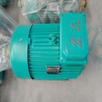 厂家供应 起重电机 YZ180L-8 11kw电动机单轴/双轴