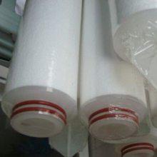 国海40寸熔喷滤芯带骨架厂家10寸线绕滤芯