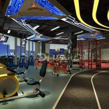 健身房规划设计、健身房策划、运动场馆装饰装修、健身房品牌顾问、私教设计
