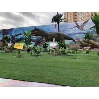 仿真动物制作出售 打造仿真恐龙自然风景区