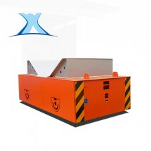 可定制1-300T运输桥梁板材蓄电池电动平板运输车生产厂家_新乡百特智能