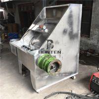 红薯渣固液干湿分离机 纸浆淀粉渣脱水分离机 邦腾机械