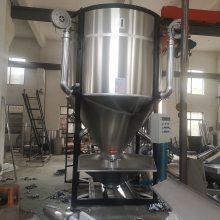 8吨搅拌机加热型塑料立式不锈钢搅拌机/不锈钢大型拌料机