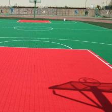 昆明室外运动地板/软连接悬浮地板/拼装地板工厂直供